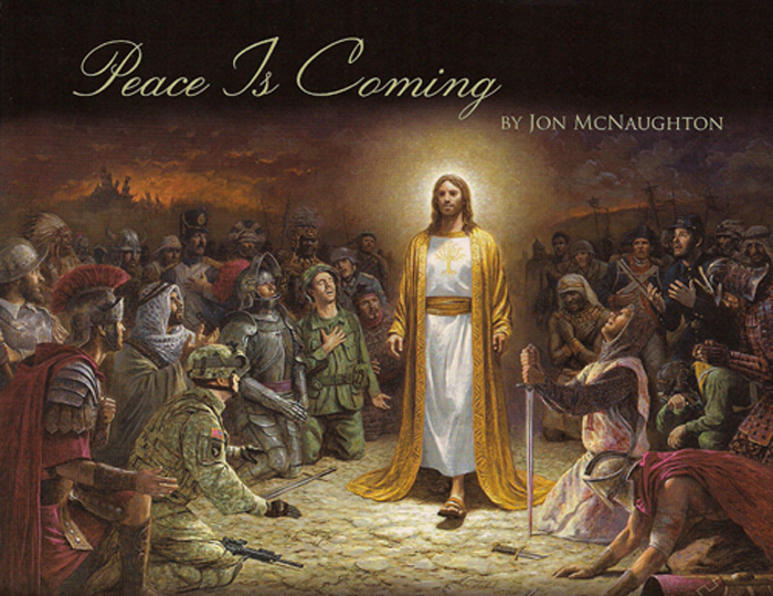 Peace is coming  Mcnaughton Art
